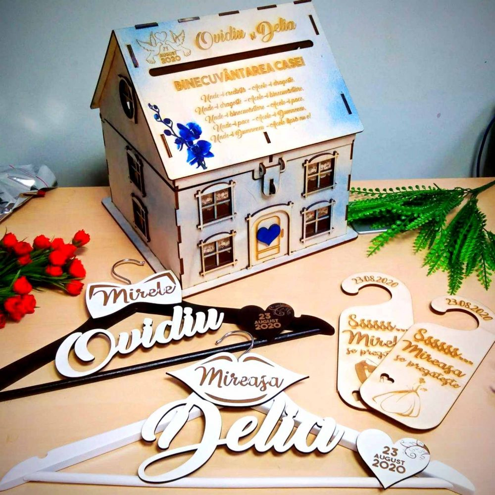 nunta,decoratiuni nunta, produse personalizate nunta