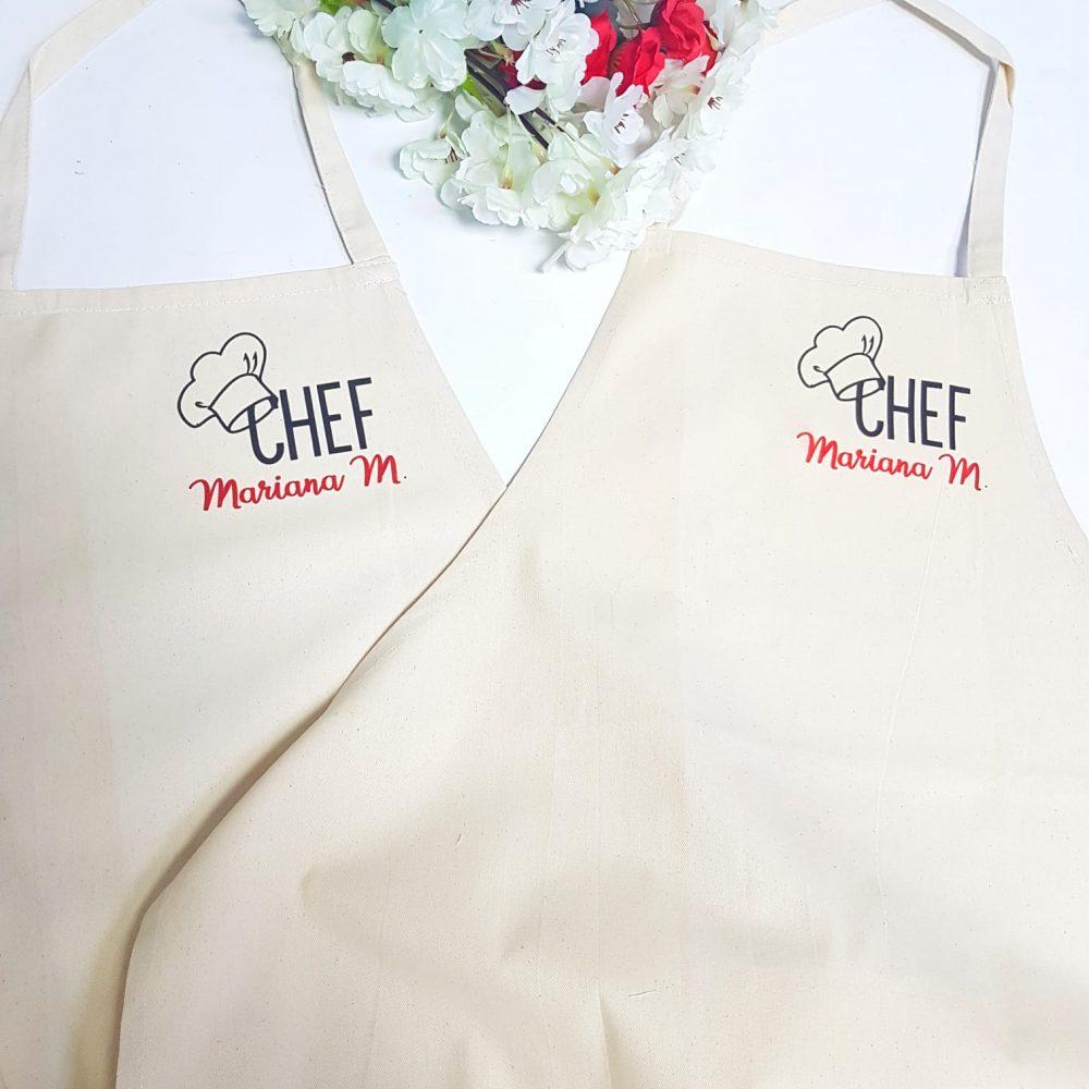 sorț cadou personalizat chef