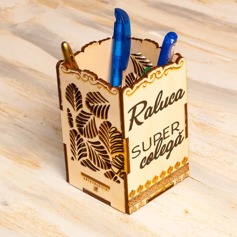 suport pixuri gravat cadouri personalizate Arta Traditiei