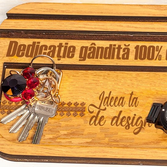 suport tableta gravat cadouri personalizate Arta Traditiei