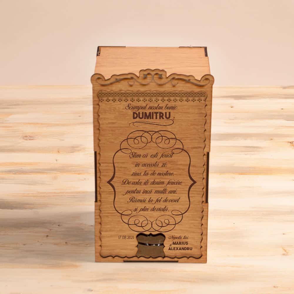 cutii pahare bunic cadouri personalizate gravura