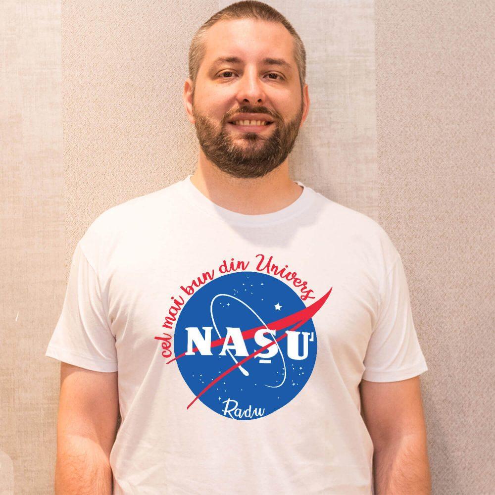 Tricou Nașu cel mai bun din Univers