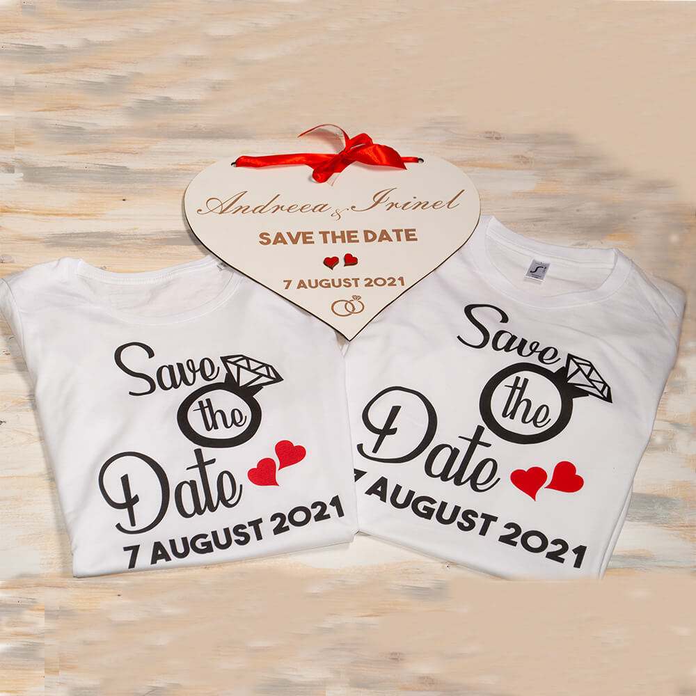 tricou save the date