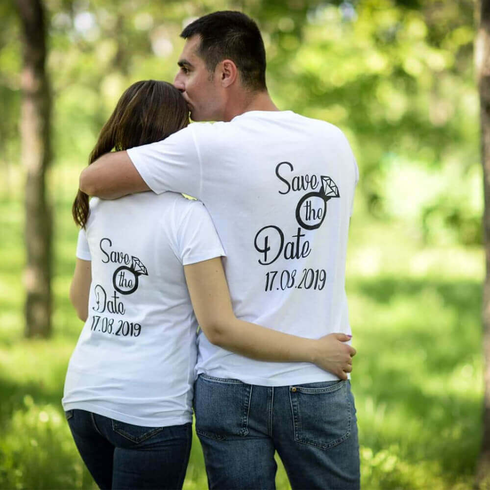tricou save the date 1