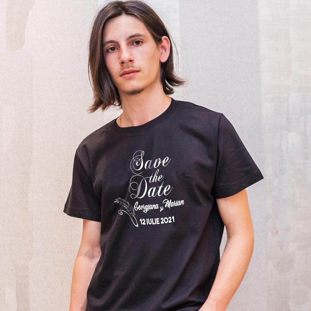 tricouri save the date