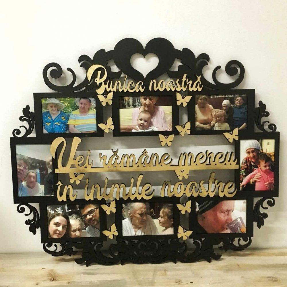 rama foto personalizata bunica