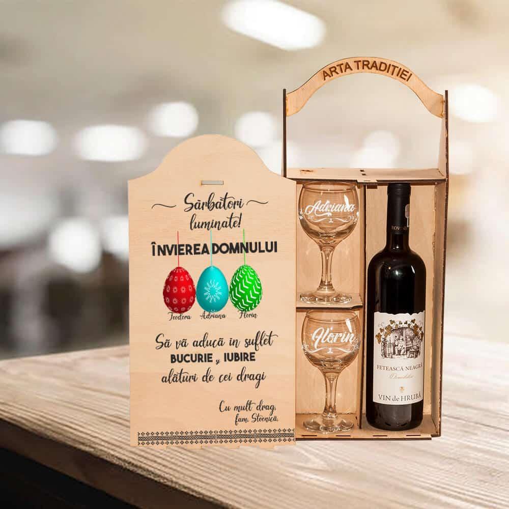 set cadou vin generic 2 paste
