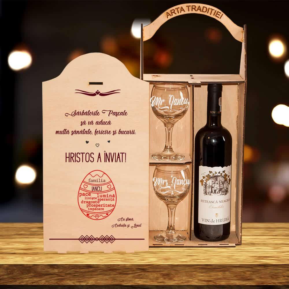 set cadou vin generic paste
