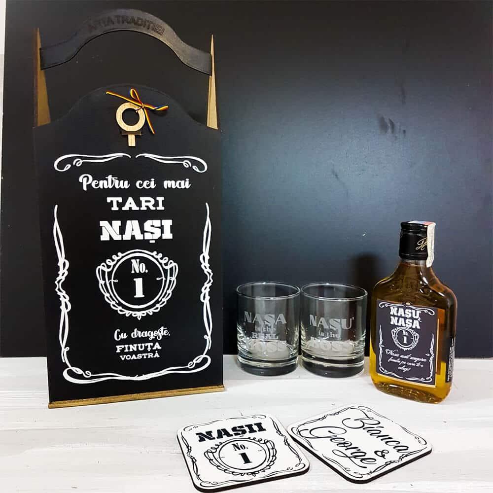 set wiskey nasi cei mai tari